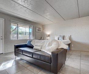Living Room, University Manor