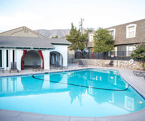 Pool, Desert Peaks