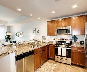 Kitchen, Vantage Mosaic