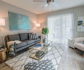 Living Room, The Retreat at Vista Lake