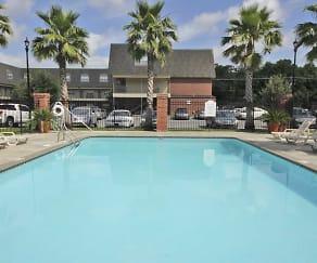 Pool, Bridgeway II Apartments and Townhomes