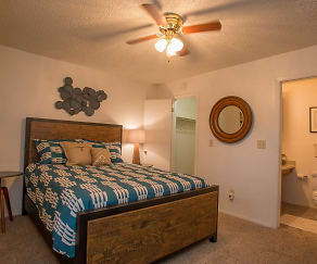 Bedroom, Cimarron Pointe