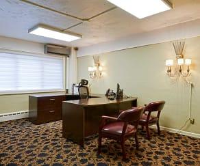 Clubhouse, 55 Glenwood