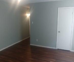 Living Room, Circle K Apartments