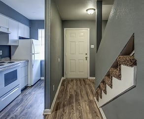 Foyer, Entryway, Terra Vista Apartments