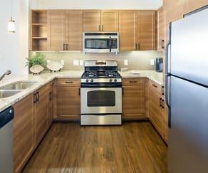 Kitchen, Enclave at Potomac Club
