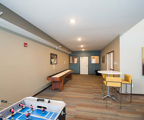 Gaming Center, The Cielo Luxury Apartments