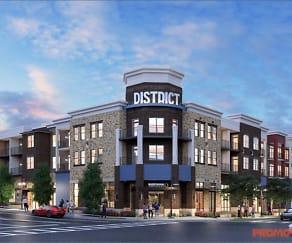 District at Duluth, 30096, GA