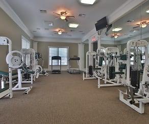 Fitness Weight Room, Veranda Estates
