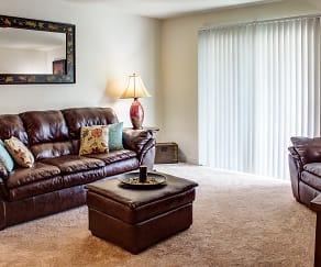 Living Room, Riverwalk at Salem
