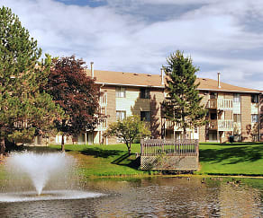 Homestead Apartments, East Lansing, MI
