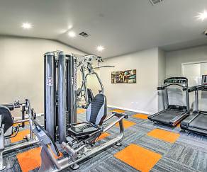 Fitness Weight Room, Bella Solara