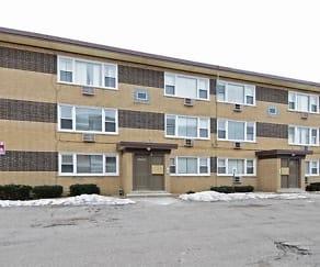 Building, 14122 S School St