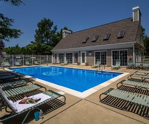 Pool, Rockwood Park Apts.