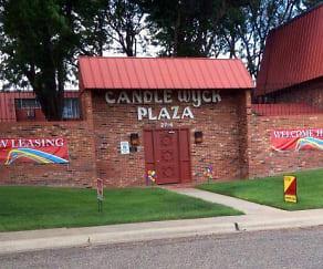 Community Signage, Candlewyck Plaza