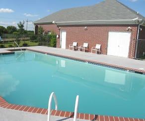 Pool, Sunrise Apartments-Covington