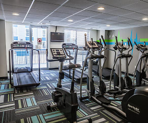 Fitness Weight Room, CP Cincy