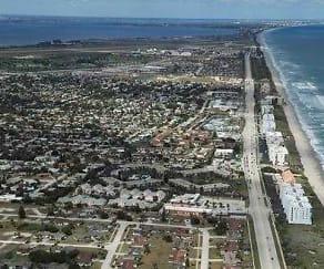 Indian River to Atlantic Ocean, Shore View Apartment Homes
