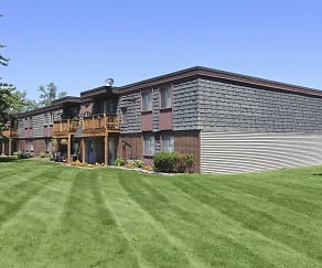 Building, Lakeway Woods
