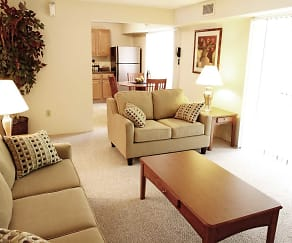 Living Room, Skyline Commons
