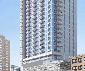 Rendering, Oakwood Chicago River North