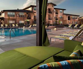 Resort-style Saltwater Pool & Spa, Zenith Meridian