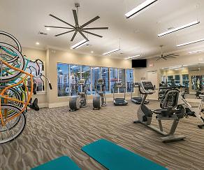 Fitness Weight Room, Artesia