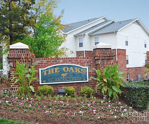 Community Signage, The Oaks at Brier Creek