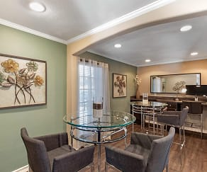 Landmark at Spring Creek Kitchen, Landmark at Spring Creek Apartment Homes