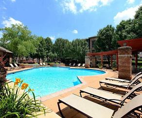 Pool, Crescent Apartments