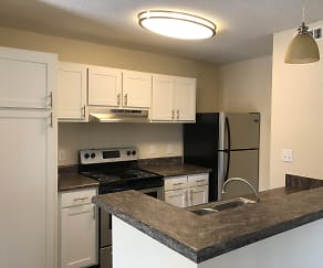 Kitchen, Oak Ridge at Pelham