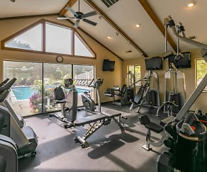Fitness Weight Room, Silvertree At Little Turtle