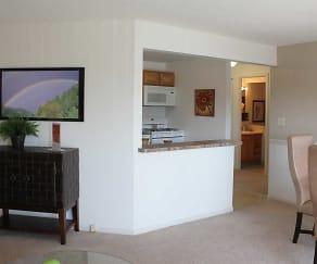 Living Room, The Islander