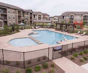 Pool, Cypress Creek Apartment Homes At Wayside Drive