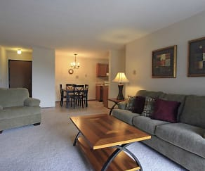 Living Room, Meadow Wood