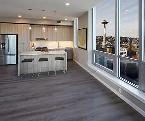 Signature Collection Kitchen and Dining, Avalon Belltown Towers
