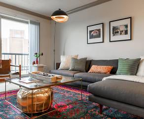 Living Room, Falls Green