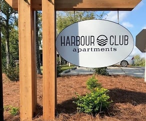 Community Signage, Harbour Club
