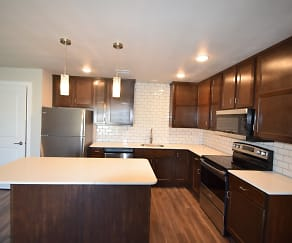 Kitchen, Stonewood Crossing