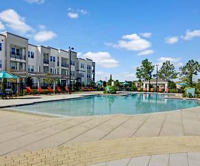 Pool, Linden On The GreeneWay
