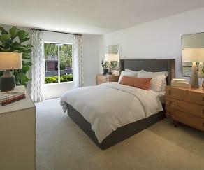 Bedroom, Rancho San Joaquin