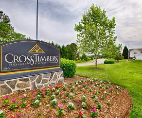 Community Signage, Crosstimbers