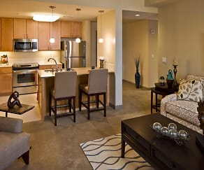 Living Room, City Creek Landing