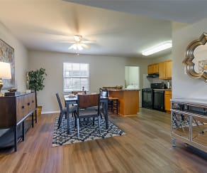 Open Concept Floor Plans With All The Space To Entertain, Holly Station