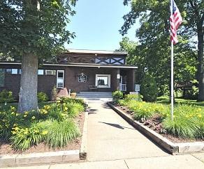 Leasing Office, The Oaks