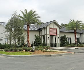 Building, Cortland Reunion