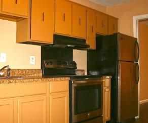 Kitchen, Dogwood Trace