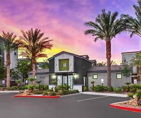 Recreation Area, Spectrum Apartments