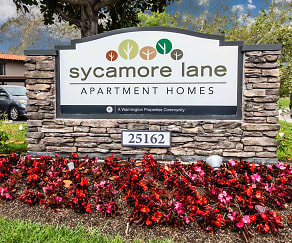 Community Signage, Sycamore Lane