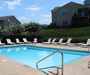 Pool, Rutland Place Apartment Homes